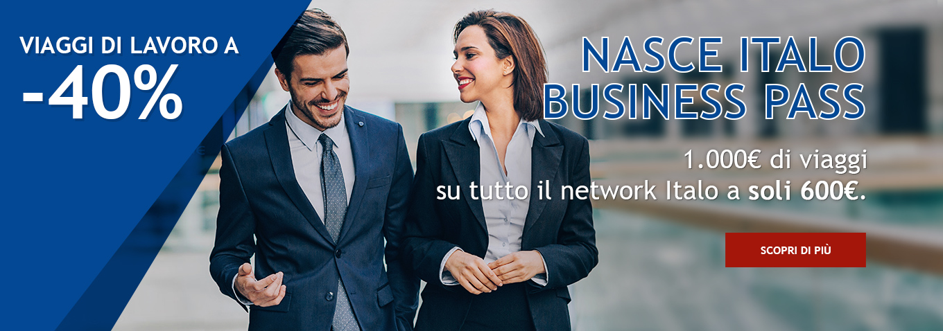 Italo Business Pass Domec
