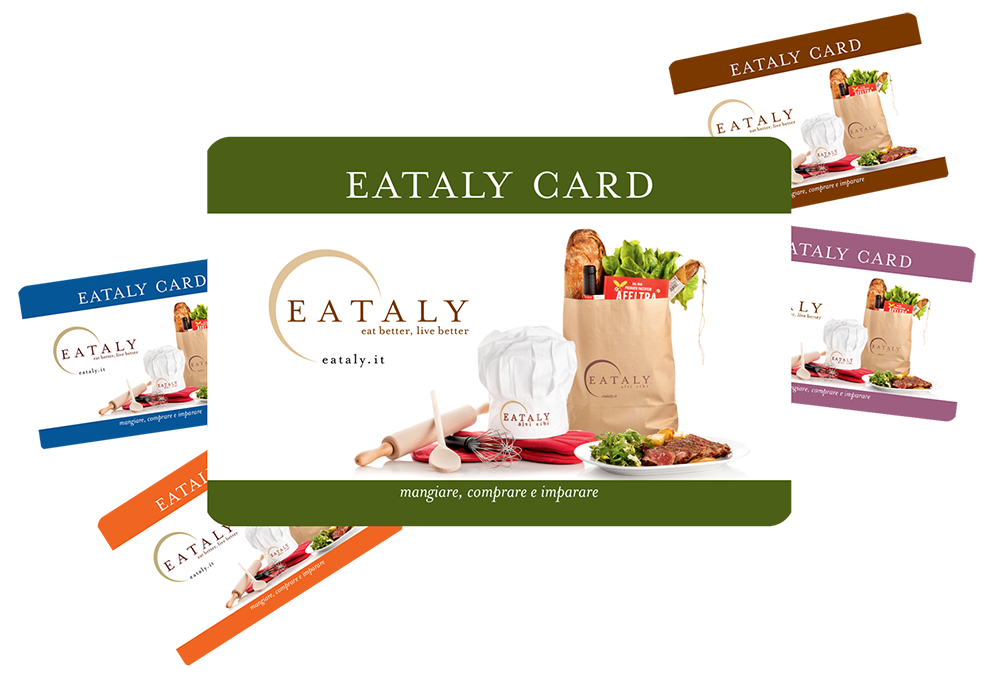 gift card eataly domec