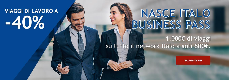 Italo Business Pass Domec