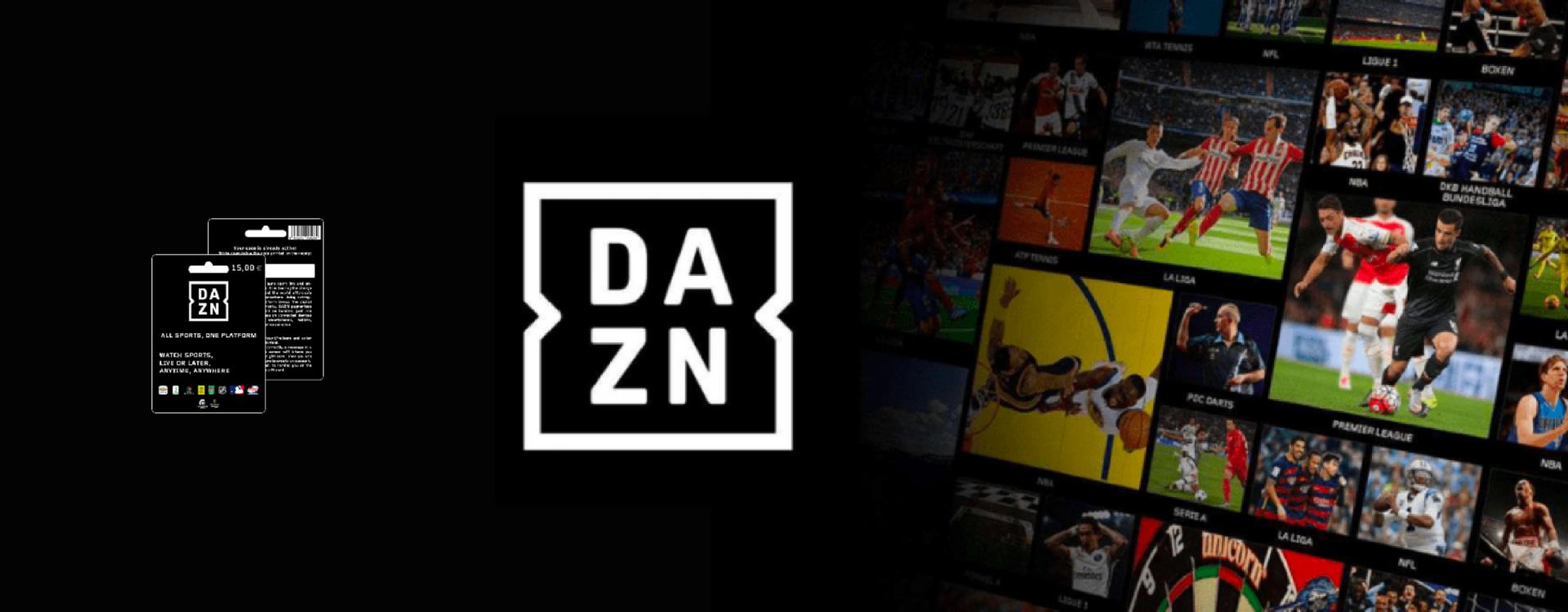 banner DAZN